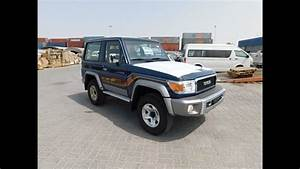 2018 Toyota Land Cruiser 70 Series Swb In Dubai