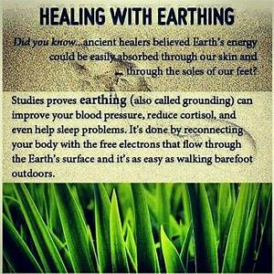 Earthing | Witchy | Pinterest