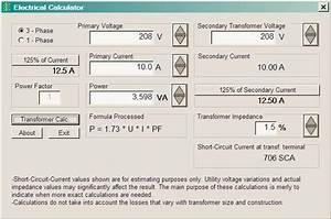 6  Best Transformer Calculator Software Free Download For