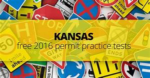 Free Kansas Dmv Permit Practice Test  Ks  2016