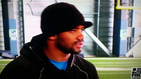 russell wilson interview part youtube