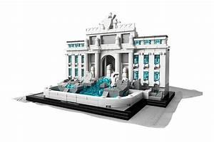 LEGO® Architecture Landmark Series Trevi Fountain | HYPEBEAST