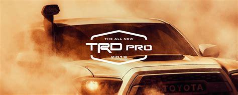 trd trd pro