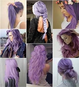 Dark Lilac Hair | www.imgkid.com - The Image Kid Has It!