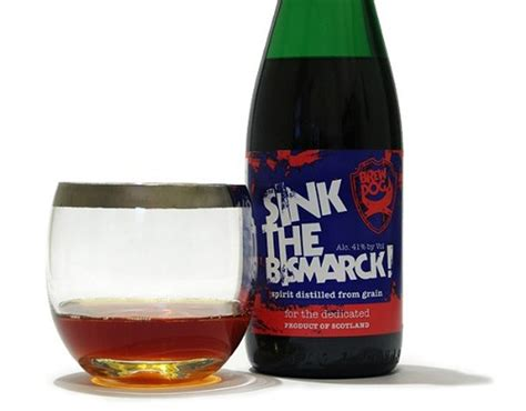 one sip brewdog sink the bismarck bleader