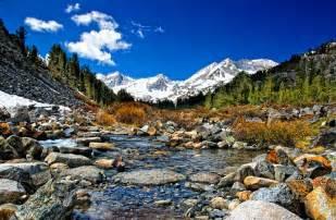 Rock Creek Mammoth Lakes CA