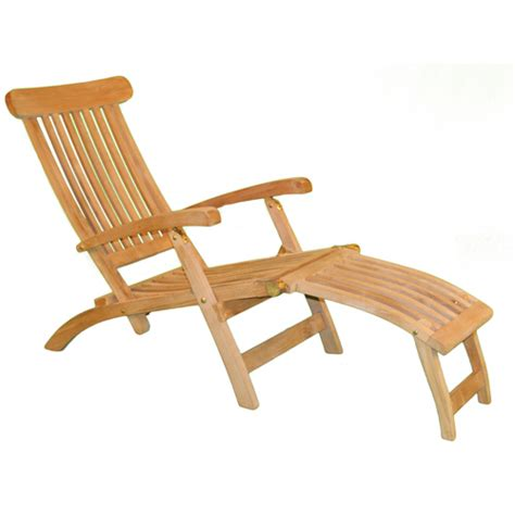 teak chaise lounge chair outdoor lounges
