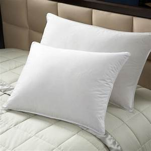 50 50 down feather pillow for Best down pillow inserts