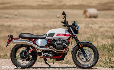 Moto Guzzi V7 Stornello 2016 moto guzzi v7 ii stornello ride review