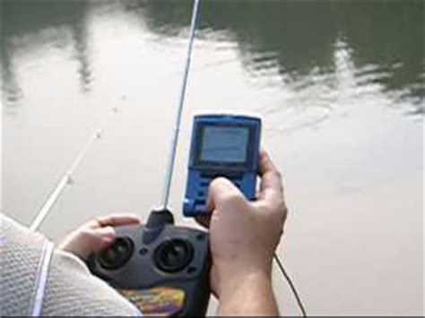 Rc Boat Depth Finder by Portable Fish Finder At Golden Key S T Company