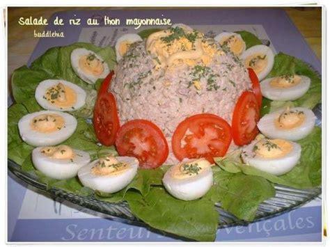 saveurs de cuisine recettes de salade de riz de saveurs et cuisine