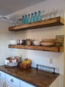 65 ideas of using open kitchen wall shelves shelterness - Shelves In Kitchen Ideas