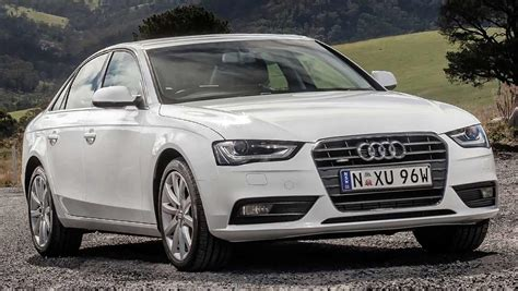 2014 Audi A4 by Audi A4 2014 Review Carsguide