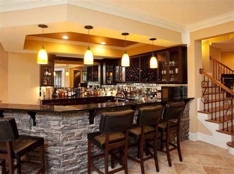 cool basement bar ideas  designs enhancedhomesorg