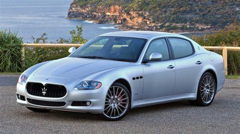 Maserati Quattroporte Sport Gt S by Maserati Quattroporte Sport Gt S Gets Performance Tweak