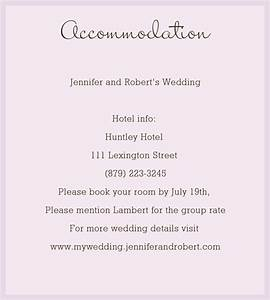 cheap simple lavender pocket wedding invitations ewpi124 With examples of wedding accommodation cards