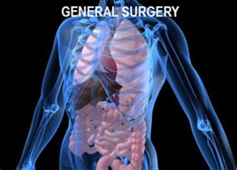 general surgery surgery