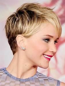 Coiffure Blonde Courte : 1001 variantes de coupe courte blonde pour rafra chir votre look cheveux pinterest ~ Melissatoandfro.com Idées de Décoration