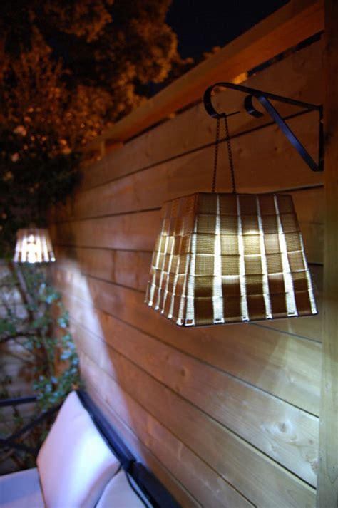 backyard hanging light ideas 25 backyard lighting ideas illuminate outdoor area to make