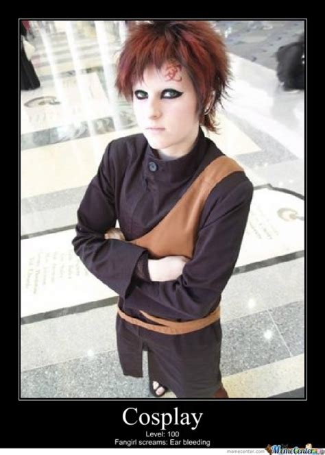 Cosplay Memes - gaara memes best collection of funny gaara pictures