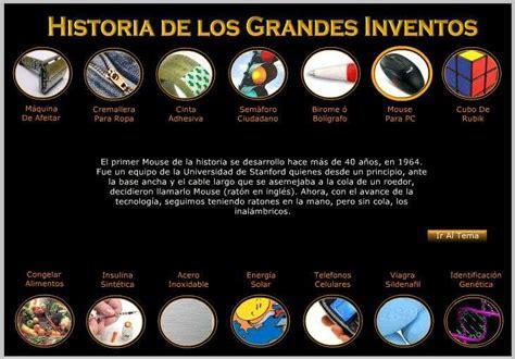 el origen de los inventos ms importantes en la historia los 50 inventos importantes de la