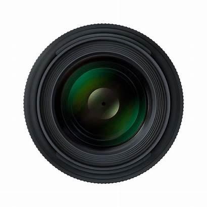 Lens Camera Lenses Tamron Exterior Side Bottom