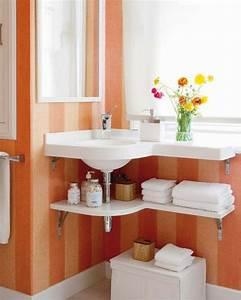 Regal Unter Waschbecken : badeinrichtung mit extra stauraum 45 stilvolle ideen f r sie ~ Sanjose-hotels-ca.com Haus und Dekorationen