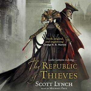 Download Scott Lynch - Gentleman Bastard Sequence  Book 3  The Republic Of Thieves