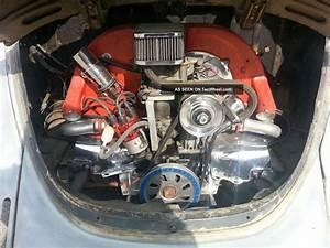 1969 Volkswagen Beetle 1600cc Engine