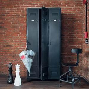 1000 idees sur le theme casier vestiaire sur pinterest With meuble chaussure maison du monde 2 meuble a chaussure industriel nouveaux modales de maison