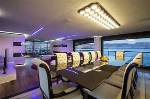 Interiors, Material, Style, Yacht, Lounge, Chair, Interior, Design, Wallpapers, Hd, Desktop, And