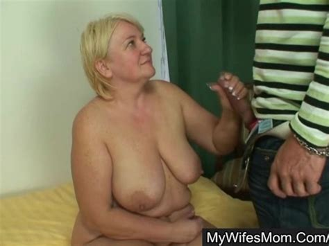 Wife Catches Her Husband Fucking Her Old Mom Free Porn