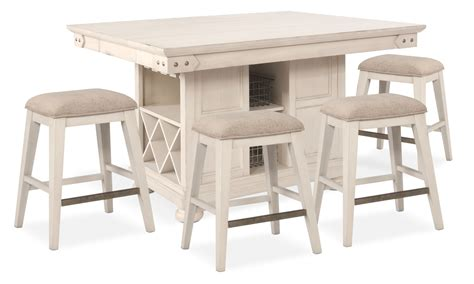kitchen island stool height new counter height kitchen island and 4 backless