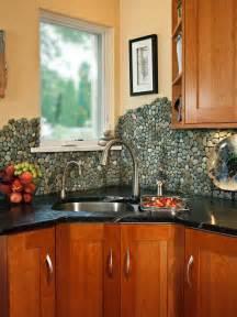 rock kitchen backsplash 30 trendiest kitchen backsplash materials kitchen ideas design with cabinets islands