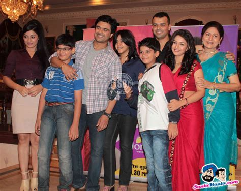 Parichay Press Meet    Press meet of Colours' serial