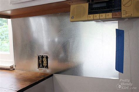 how to backsplash kitchen http prettyhandygirl com install your own magnetic