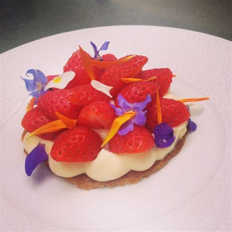 cyril lignac cuisine attitude tartelette aux fraises le de cyril lignac