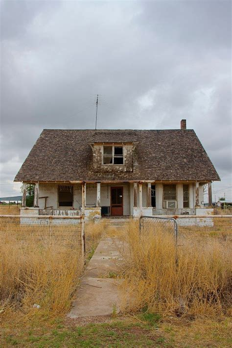 creepy ghost town  texas   stuff nightmares
