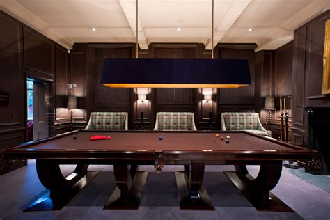 snooker room project  apartment project  camacre