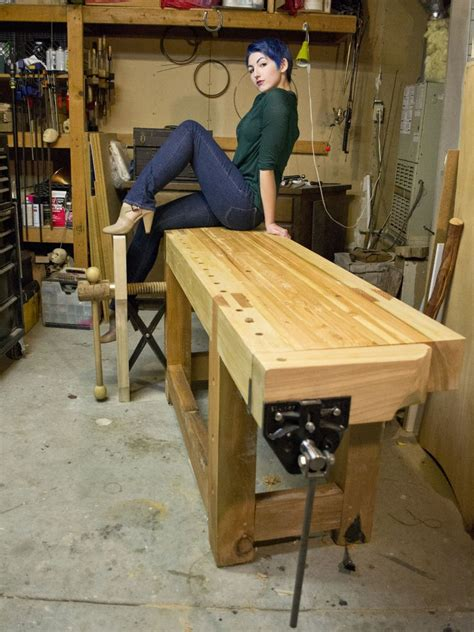 roubo style workbench workbench designs woodworking