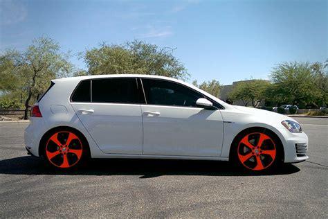 lamborghini custom gold vw gti mk7 wheels decals for 18 quot wheels shine graffix com