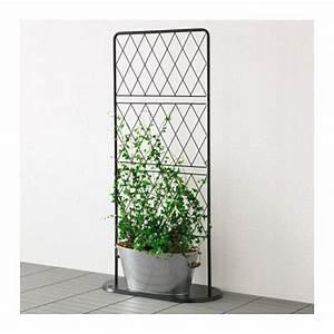 Rankhilfe Für Zimmerpflanzen : bars spalier mit bodenplatte ikea terrasse pinterest garten spalier und balkon ~ Yasmunasinghe.com Haus und Dekorationen