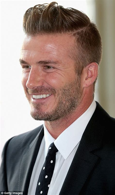 David Beckham attends the Queen's Young Leaders reception