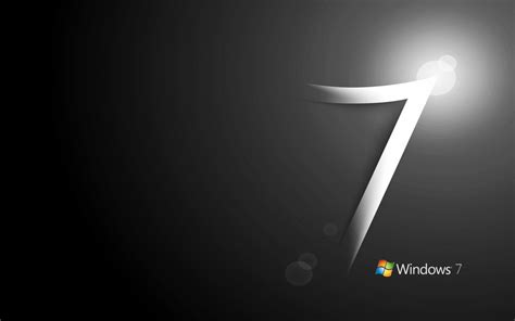 Windows 7 Dark Wallpapers