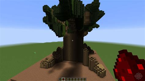 minecraft tree house  minecraft