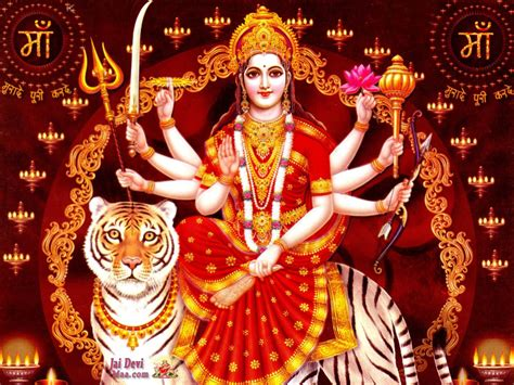 Maa Durga Wallpapers Images Pictures Photos For Dussehra