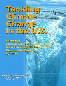 Tackling Climate Change In The U.S. | The Sietch Blog