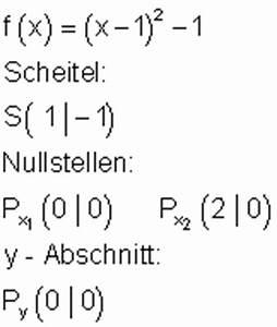 Nullstellen Berechnen X 2 : l sungen quadratische funktionen teil i ~ Themetempest.com Abrechnung