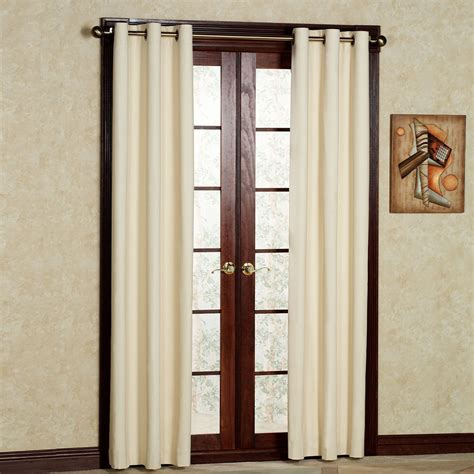 curtains with grommets weathermate solid thermalogic tm room darkening grommet