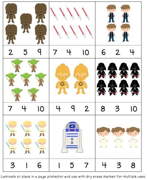 preschool star wars activities images  pinterest